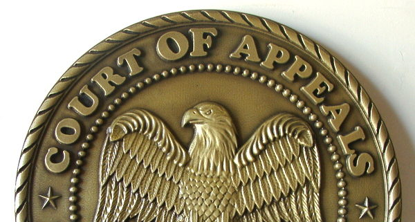 Arizona court of appeals - emblem seal of the Arizona court of appeals