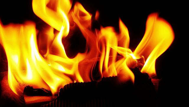 Arson blog