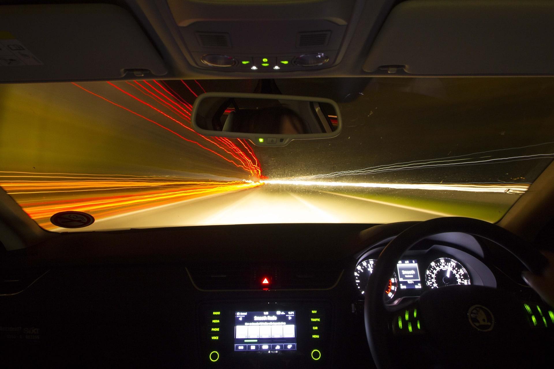 arizona reckless driving laws - car speeding