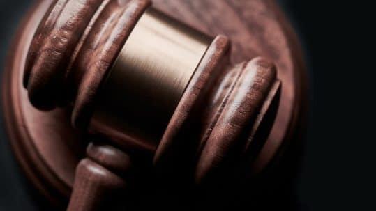 Constitution, Gavel, Guilty Plea