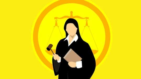 judge with gavel, federal crimes