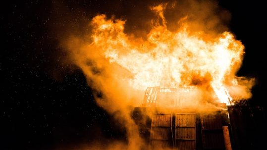 arizona arson laws